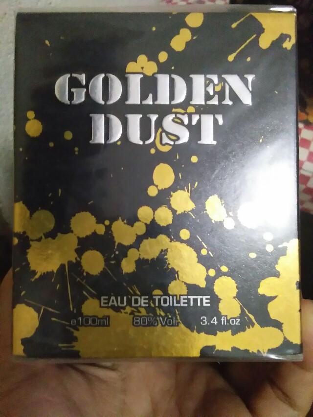 Golden Dust Cosmo