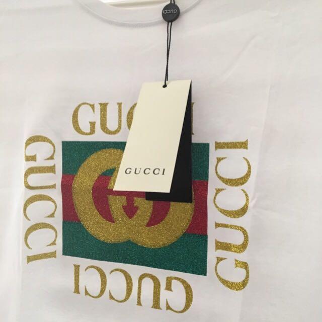 GUCCI Cotton TShirt