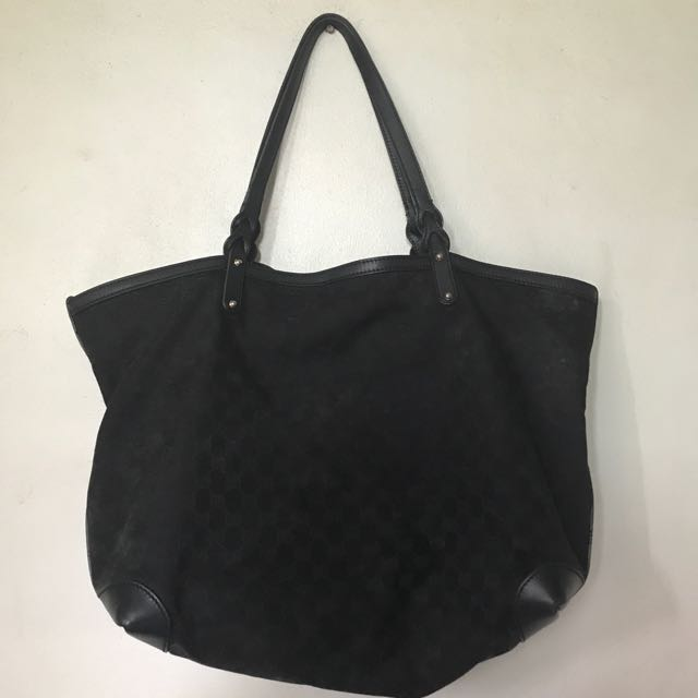 GUCCI large limited edition tote