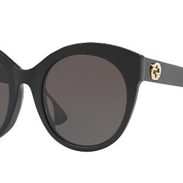 Gucci Sunglasses brand new cat eye black