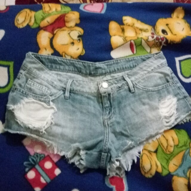 GUESS hotpants Ripped jeans (ORI)