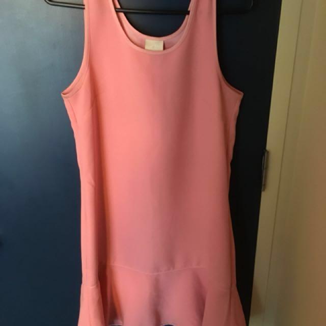 H & M Pink Dress (size US 6)