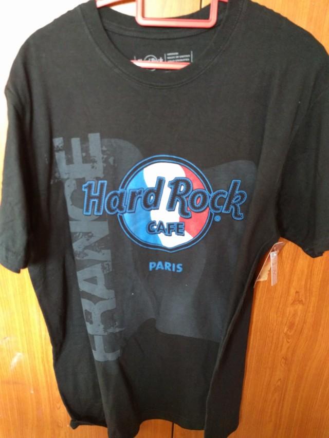 Hard rock cafe paris original tshirt, Men'