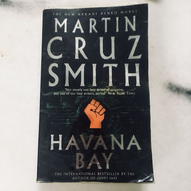 Havana Bay ~ Martin Cruz Smith