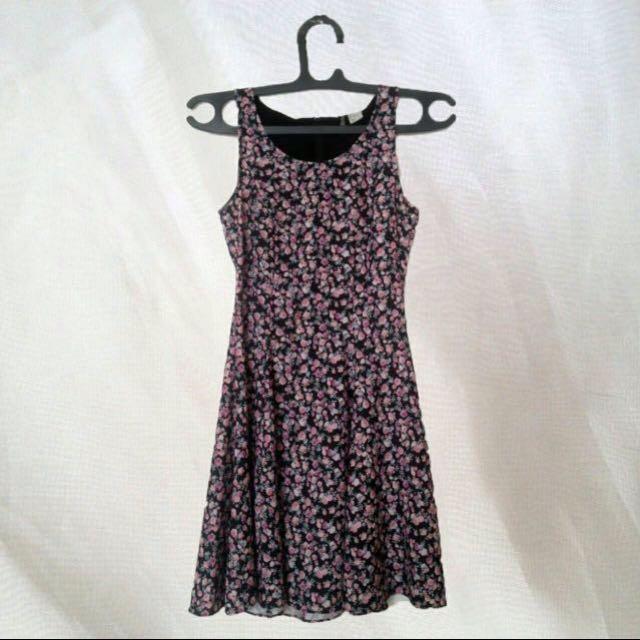 H&M Floral Sara Dress