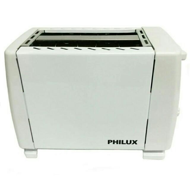 🔥Hot Sale!!🔥Philux Slice Toaster PL-02 #MidJan55