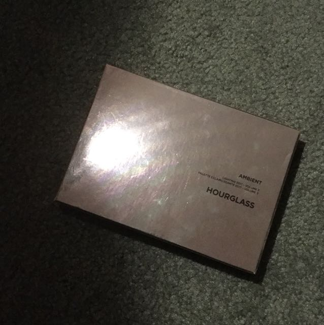 Hourglass ambient volume 3 limited edition