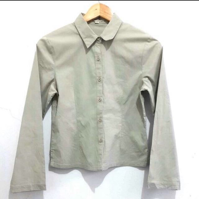 Hush Puppies Baby Green Top