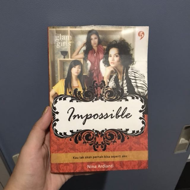 Impossible glam girls novel