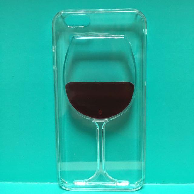 Iphone6紅酒手機殼🎉降價拍賣要買要快