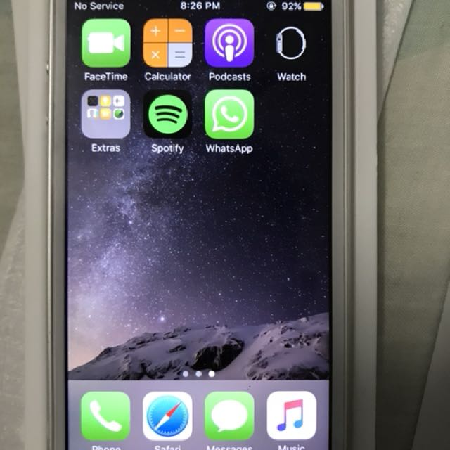 iPhone 5 (wifi only + latest RSIM12)