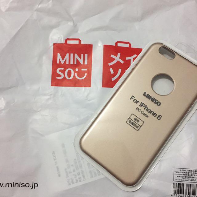 iPhone 6 case miniso