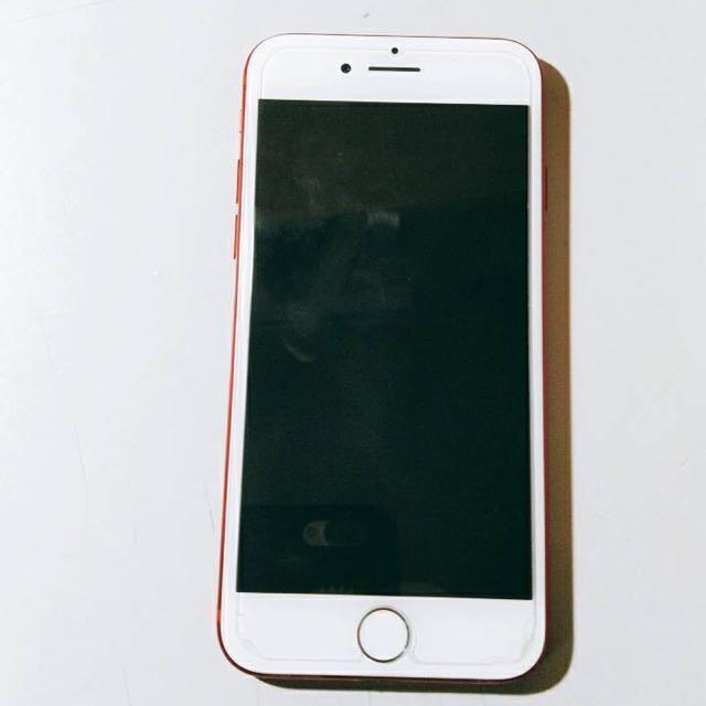 iPhone 7 128g 紅
