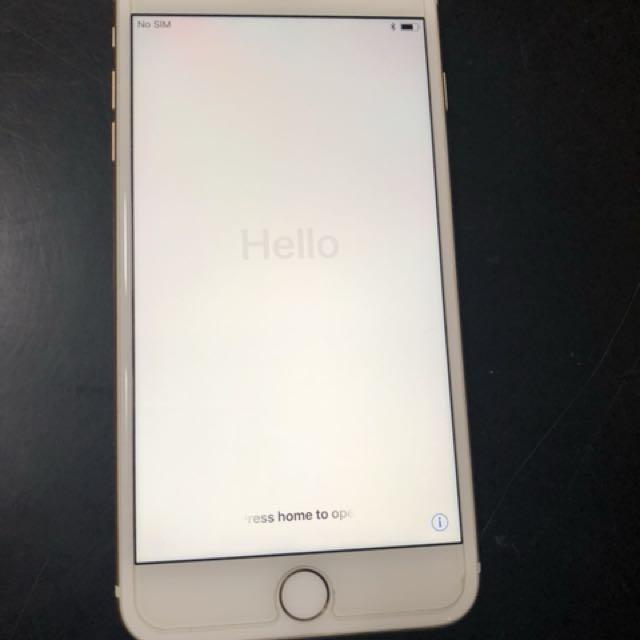 Iphone 7 Plus 128GB Gold SANGAT ISTIMEWA