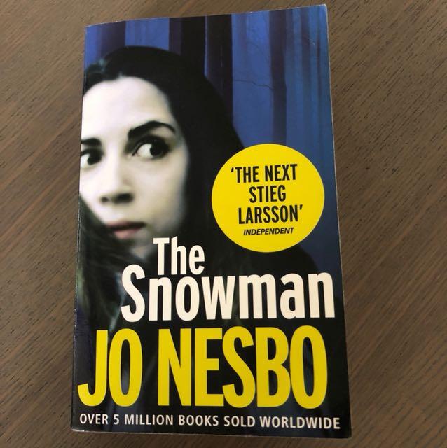 Jo Nesbø The Snowman