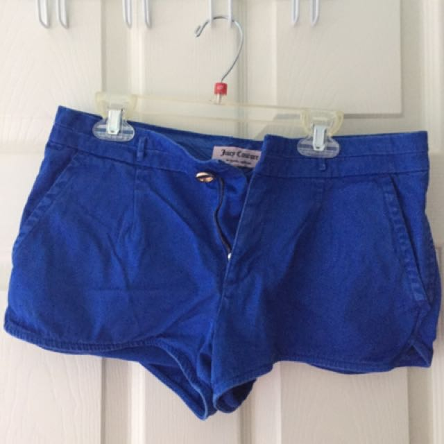 Juicy Couture shorts size 0