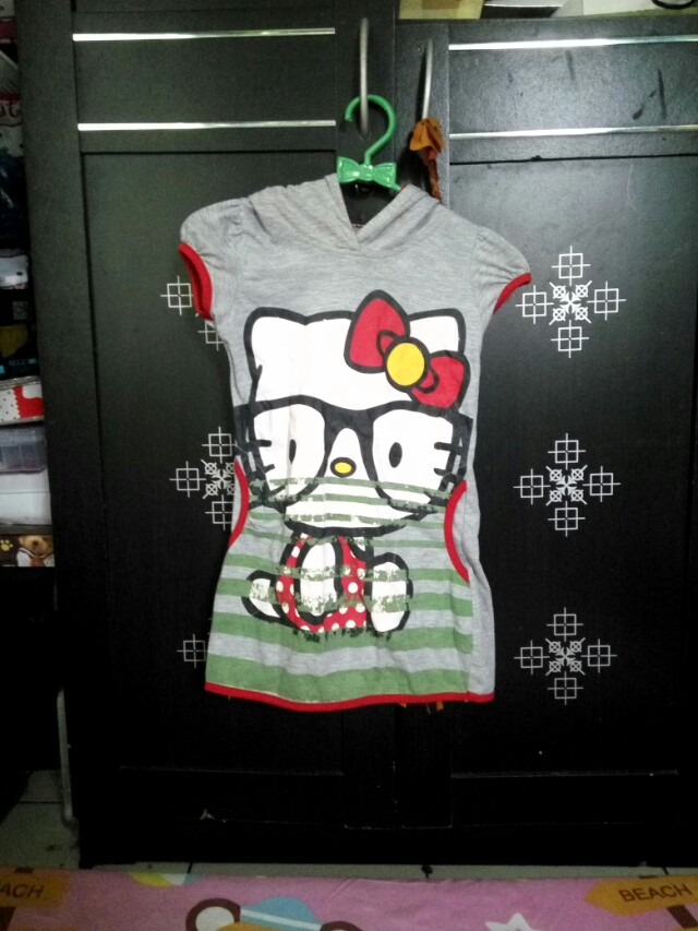 Kaos hello Kitty