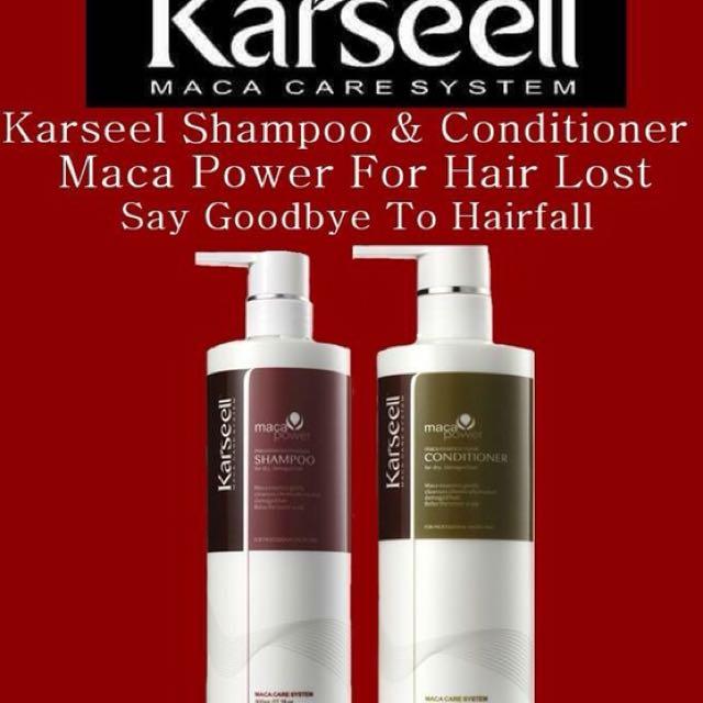 Karseell Shampoo Conditioner