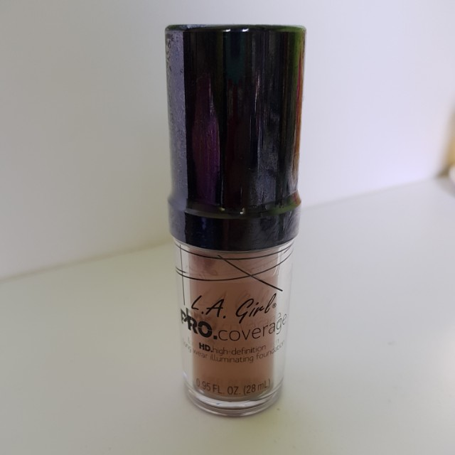 L.A. Girl Foundation Beige