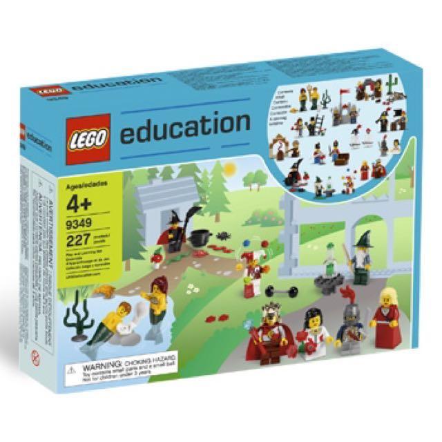 LEGO樂高人偶組