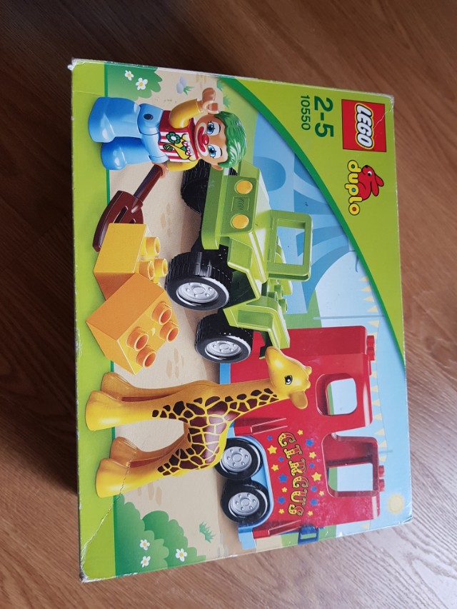 Lego Duplo For 2 To 5 Years Old Toys Games Bricks Figurines On