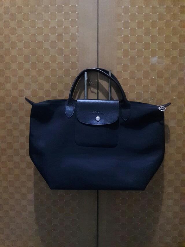 Longchamp Planetes SLH Authentic