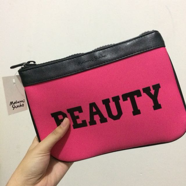 Mashami shouko makeup pouch