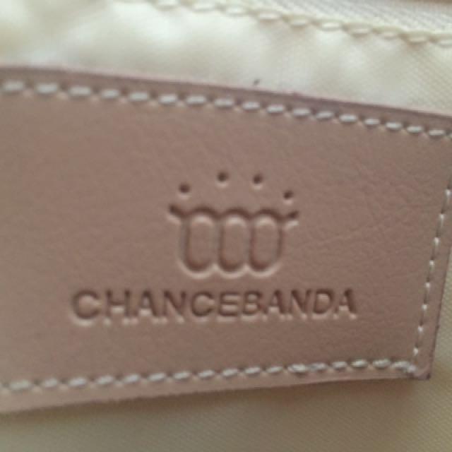 Mauve/Pink Chancebanda handbag