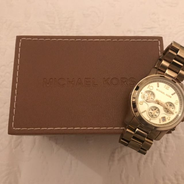Michael Kors Watch MK5055