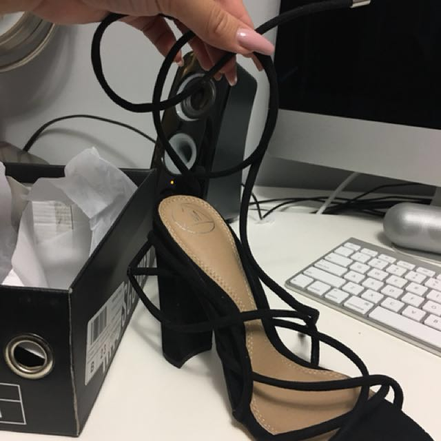 Miss Guided Heels - Size 7 - Never Worn