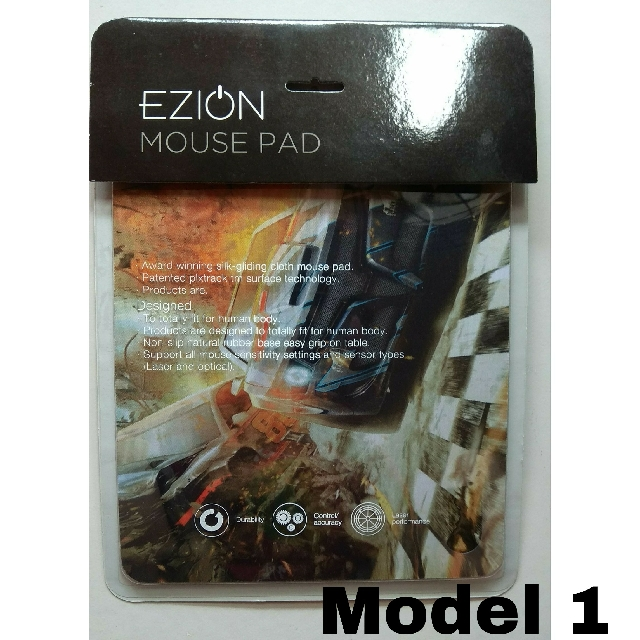 Mouse Pad Super Gaming Ezion Murah
