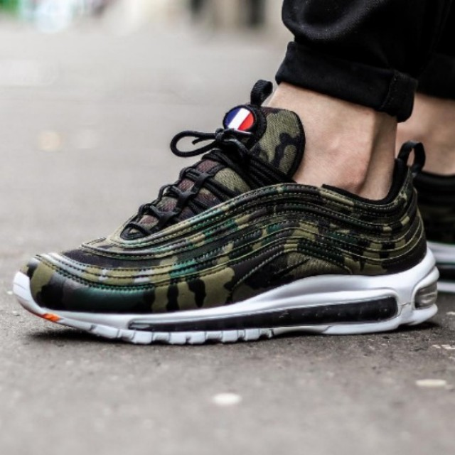 Nike Air Max 97 Premium QS 'Country Camo' | Shoes in 2019