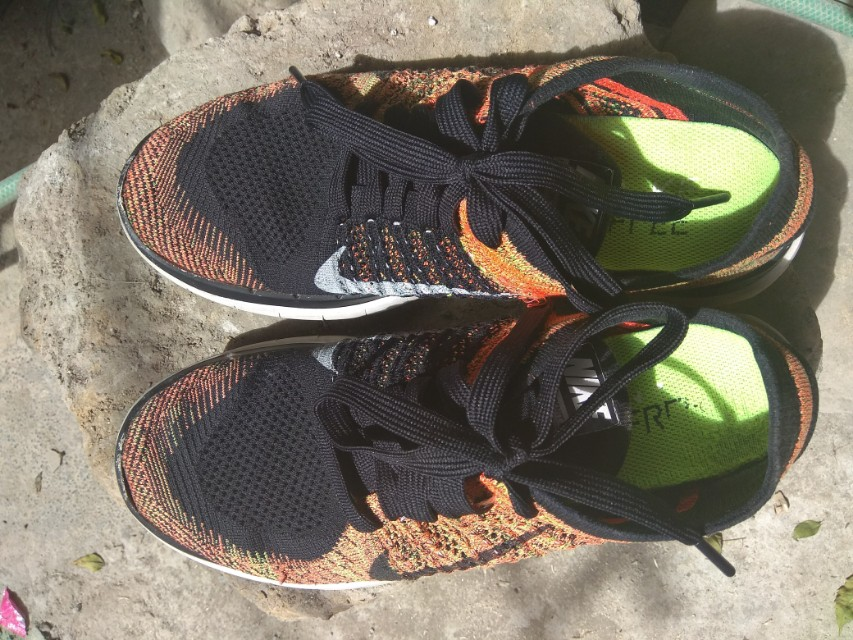 2e233ff255af ... sale nike flyknit 4.0 auth japan mens fashion footwear on carousell  fbba6 878a0