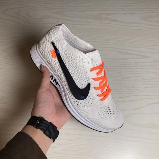 OFF WHITE  X Flyknit Trainer
