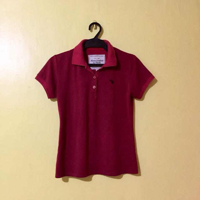 Original Abercrombie Polo Shirt