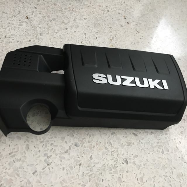 Original Suzuki Swift Sport Engine Cover, Car Accessories on Carousell