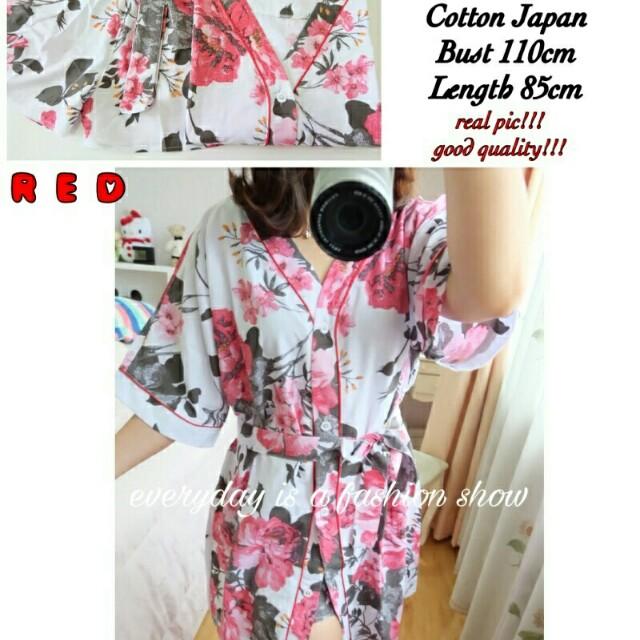 Piyama Kimono 2 in 1