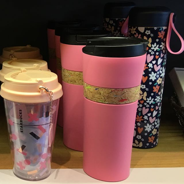 Pre Sale Thumbler Starbucks - Edisi Winter - Free Pouch For 50's Buyers First