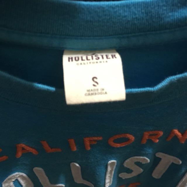 Pre-loved Hollister Cotton Shirt