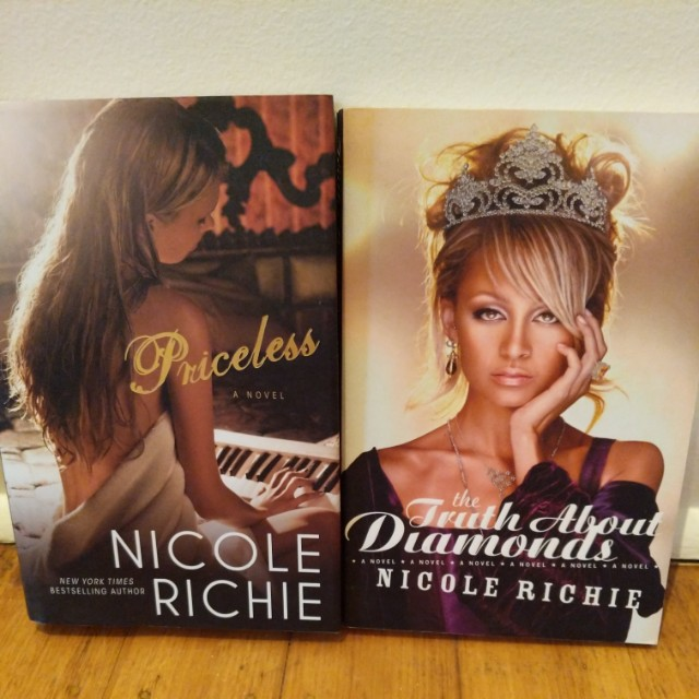 Priceless and The Truth About Diamonds by Nicole Richie