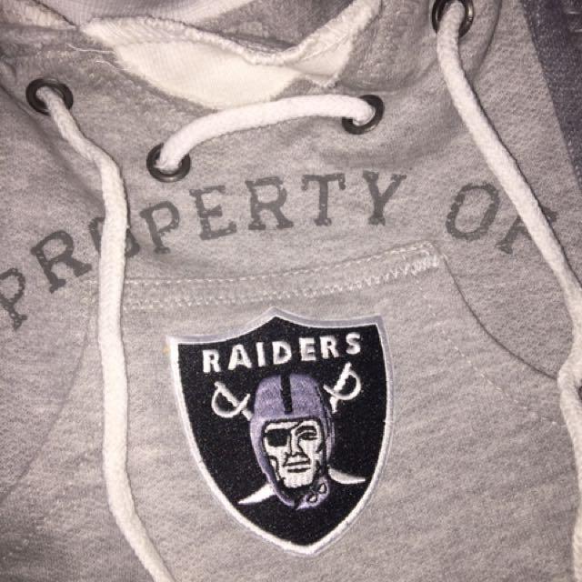 Raiders bag