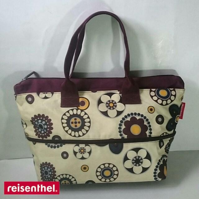 REISENTHEL Adjustable height tote bag