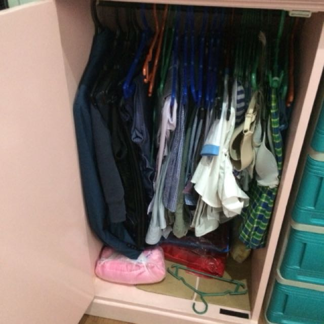Repriced!!! Pink Cabinet