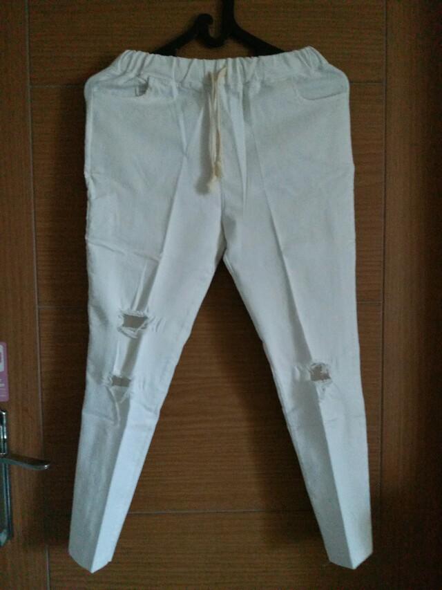 Ripped Jeans Jegging import Bangkok