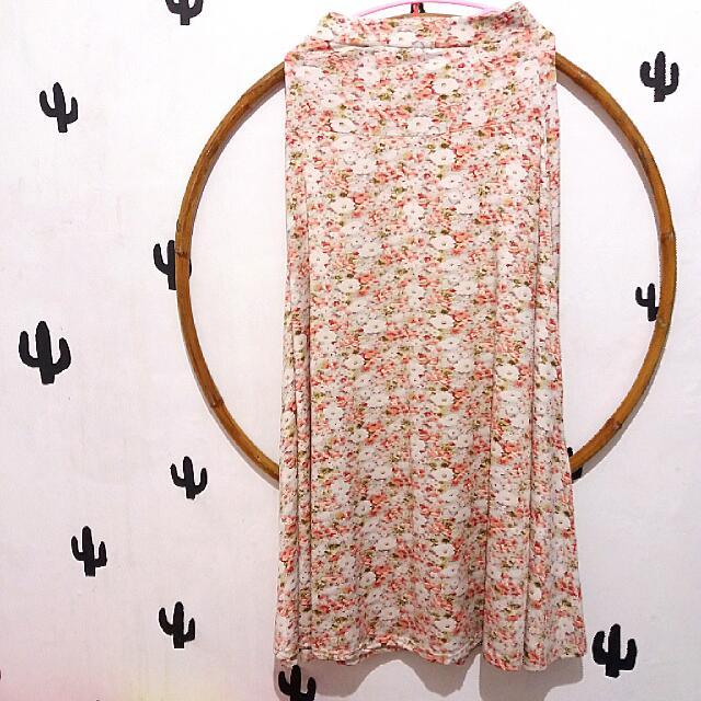 rok jersey floral