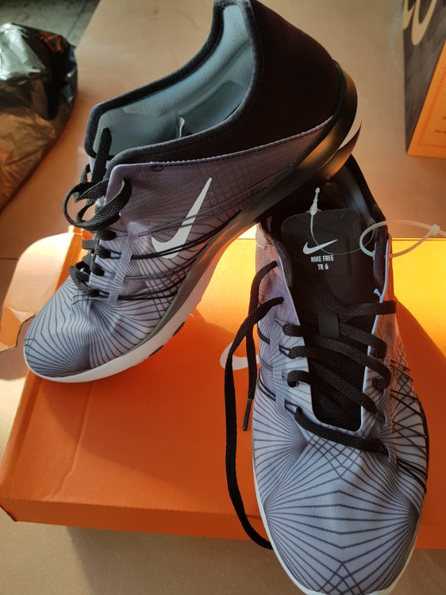 SALE NIKE Free TR6 - sneakers - sport shoes NIKE Free