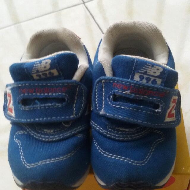 sepatu anak newbalance insole 12cm