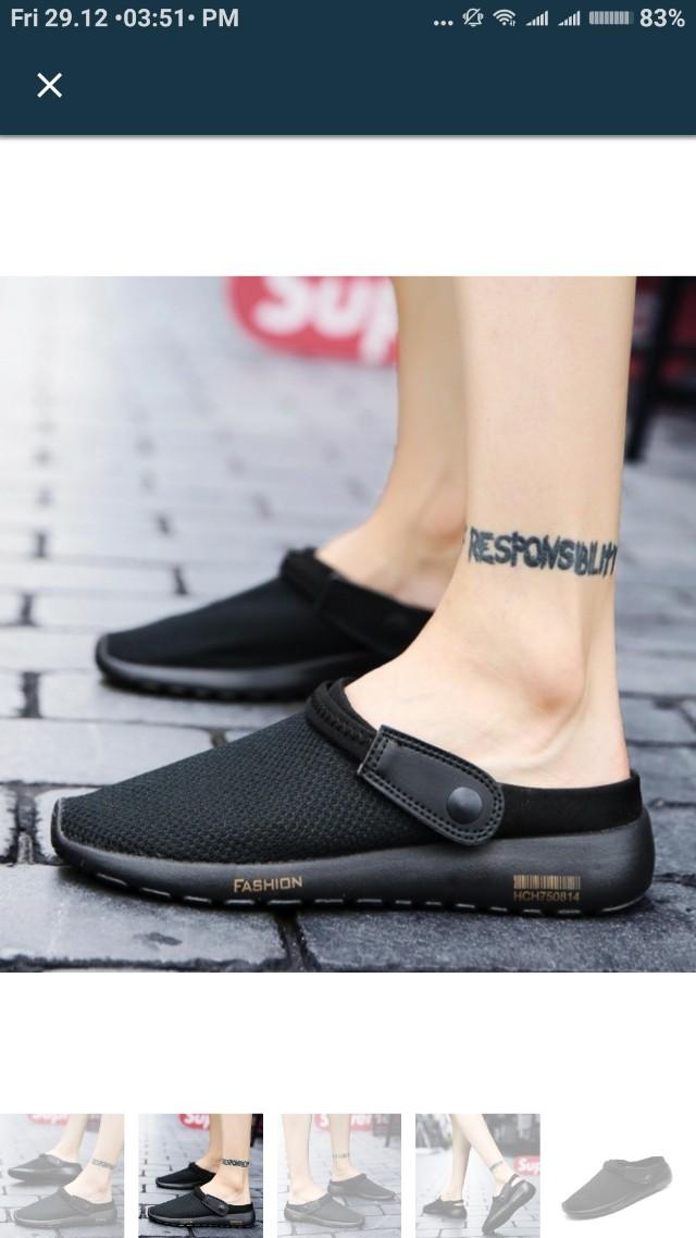 Sepatu jaring