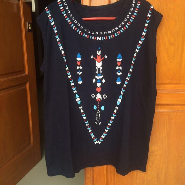 shirt pattern triball