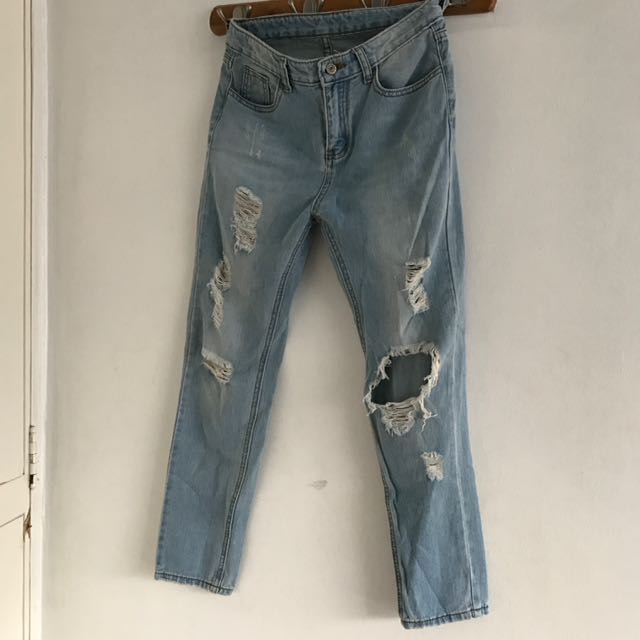 size 26-27 BF jeans